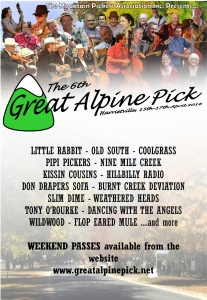 Great Alpine Pick 2016