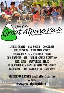 Great Alpine Pick 2016