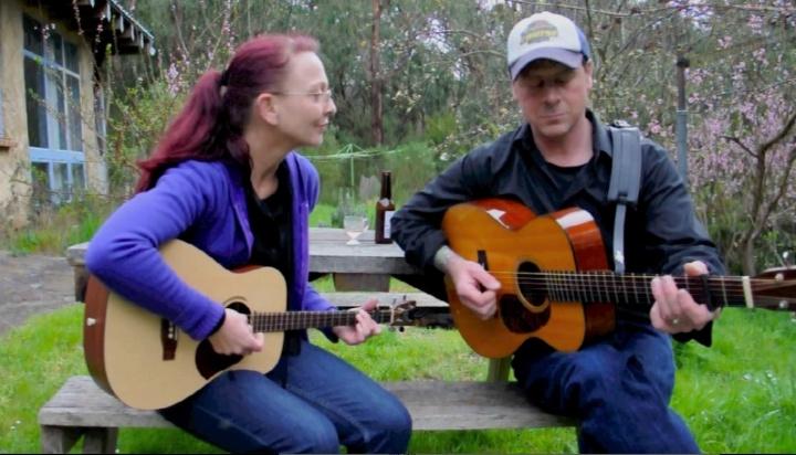 "Video Still from ""Shady Grove"""